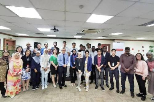 International Student Gathering